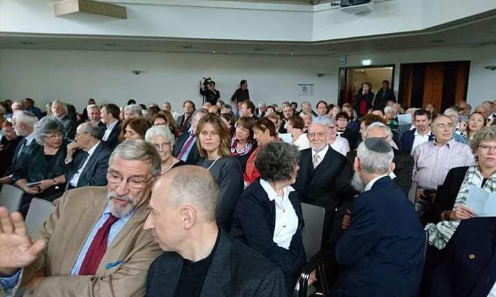 13.08.2017 Festakt im PFL. Der Saal war voll!